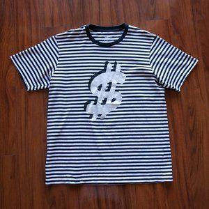 Uniqlo SPRZ NY Andy Warhol Striped T-Shirt